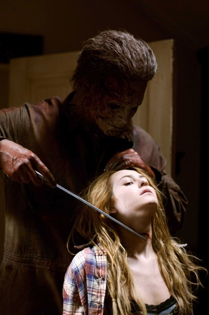 Scout Taylor-Compton,Tyler Mane