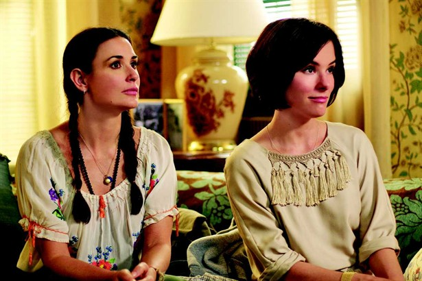 Demi Moore,Parker Posey