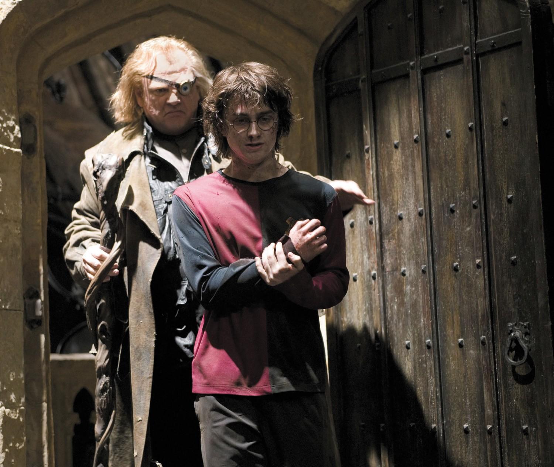 Brendan Gleeson,Daniel Radcliffe