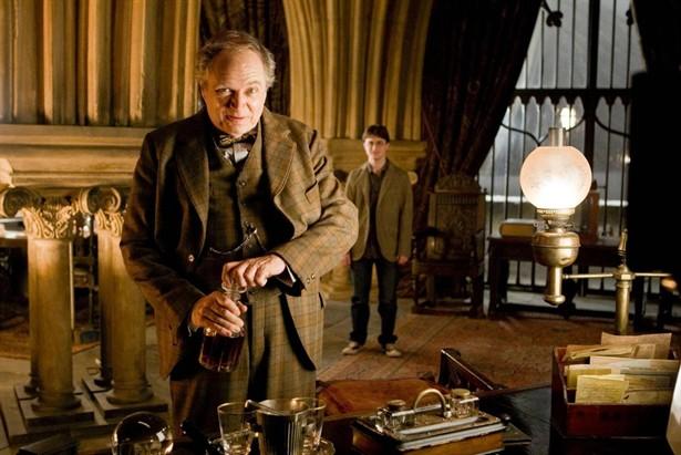 Daniel Radcliffe,Jim Broadbent