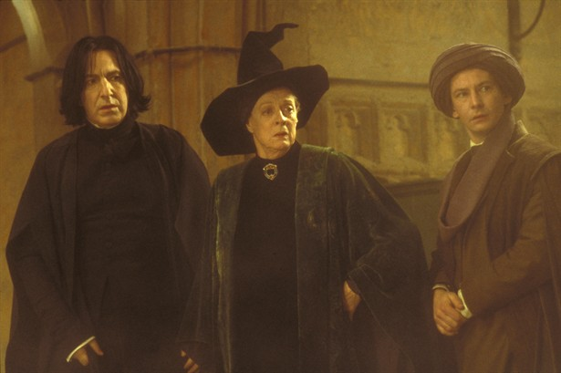 Alan Rickman,Ian Hart,Maggie Smith