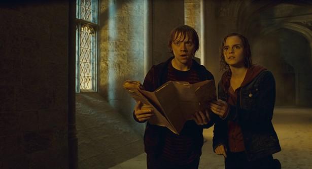 Emma Watson,Rupert Grint