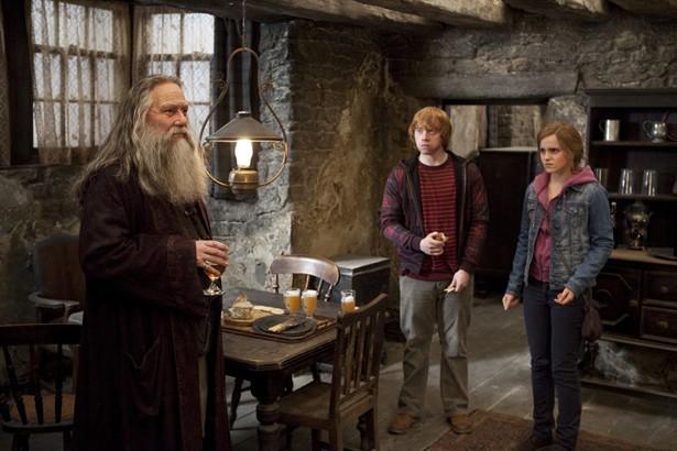 Ciarán Hinds,Emma Watson,Rupert Grint