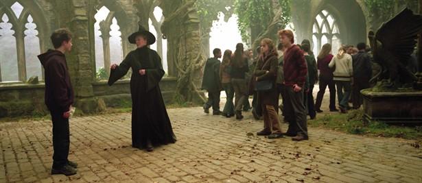 Daniel Radcliffe,Emma Watson,Maggie Smith,Rupert Grint