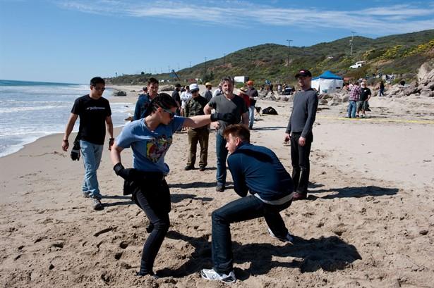 Ewan McGregor,Gina Carano
