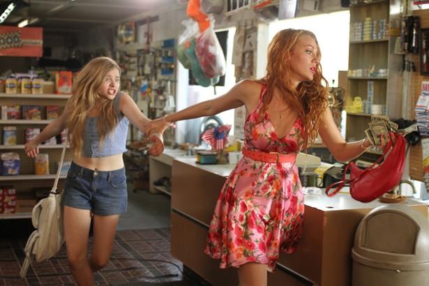 Blake Lively,Chloe Grace Moretz
