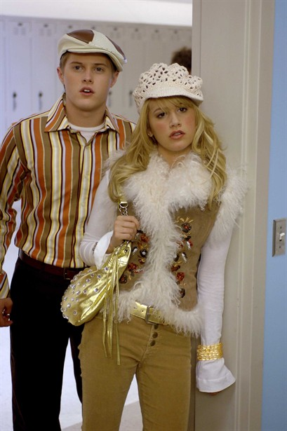 Ashley Tisdale,Lucas Grabeel