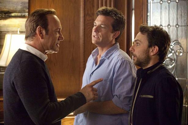 Charlie Day,Jason Bateman,Kevin Spacey