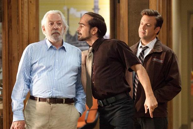 Colin Farrell,Donald Sutherland,Jason Bateman