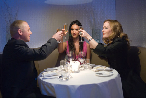 Gillian Anderson,Megan Fox,Simon Pegg
