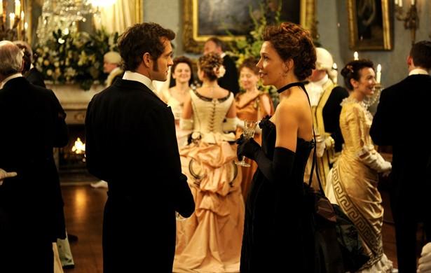 Hugh Dancy,Maggie Gyllenhaal