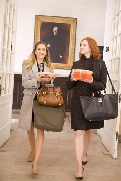 Christina Hendricks,Sarah Jessica Parker