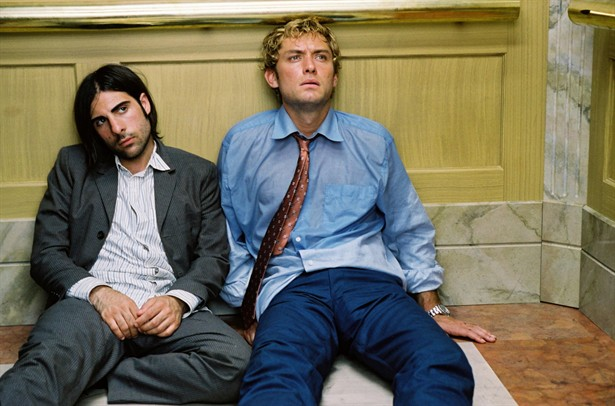 Jason Schwartzman,Jude Law