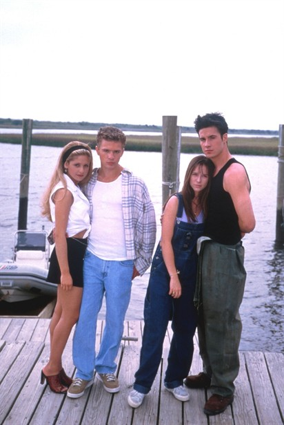 Freddie Prinze Jr.,Jennifer Love Hewitt,Ryan Phillippe,Sarah Michelle Gellar
