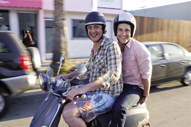 Jason Segel,Paul Rudd
