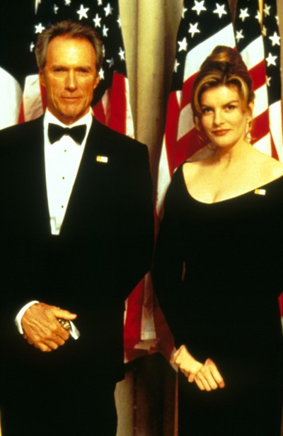 Clint Eastwood,Rene Russo