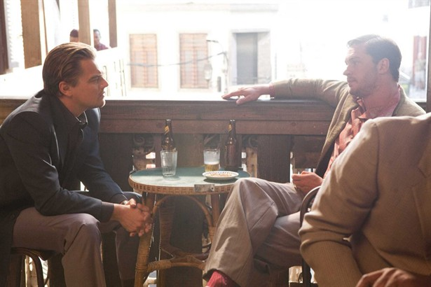 Leonardo DiCaprio,Tom Hardy