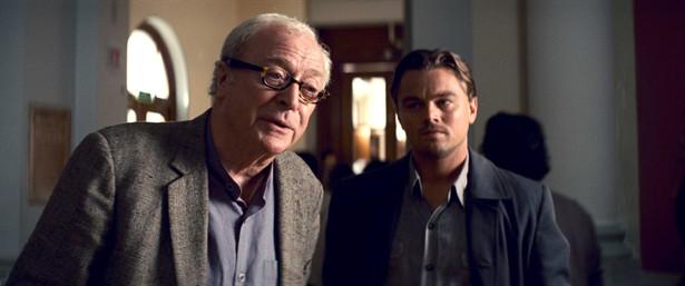 Leonardo DiCaprio,Michael Caine