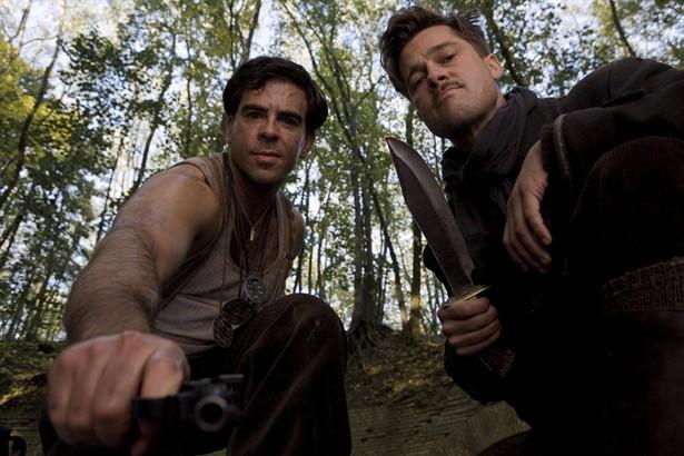 Brad Pitt,Eli Roth