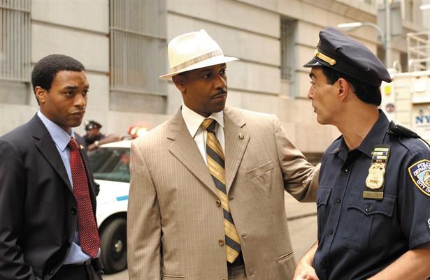Chiwetel Ejiofor,Denzel Washington
