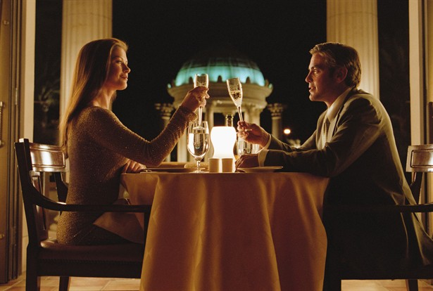Catherine Zeta-Jones,George Clooney
