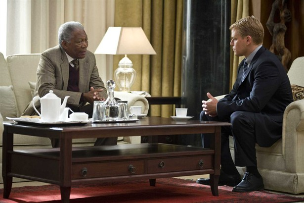 Matt Damon,Morgan Freeman
