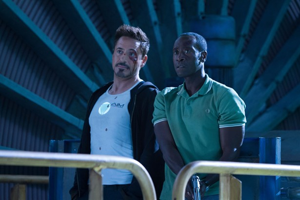 Don Cheadle,Robert Downey Jr.
