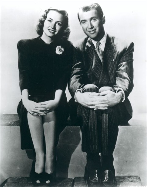 Donna Reed,James Stewart