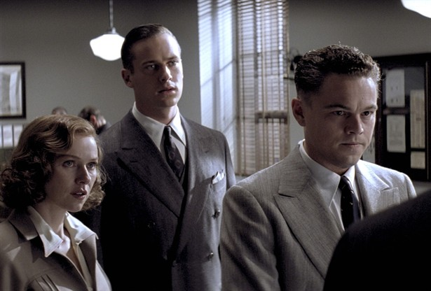Armie Hammer,Leonardo DiCaprio,Naomi Watts