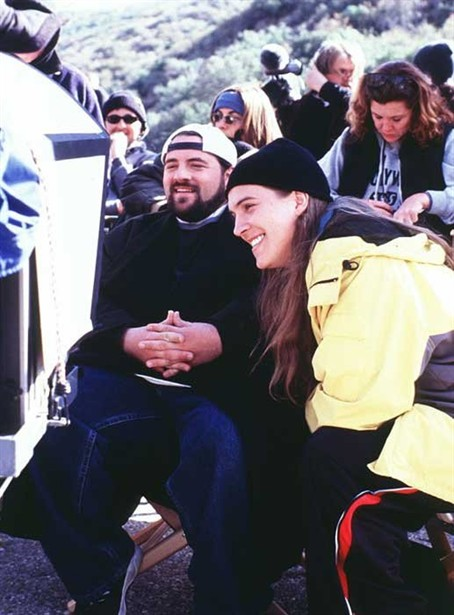Jason Mewes,Kevin Smith