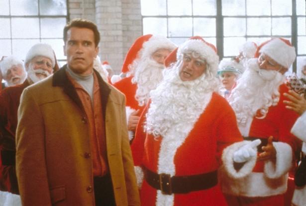 Arnold Schwarzenegger,James Belushi