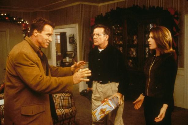 Arnold Schwarzenegger,Phil Hartman,Rita Wilson