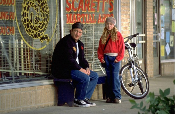 Hayden Panettiere,James Belushi
