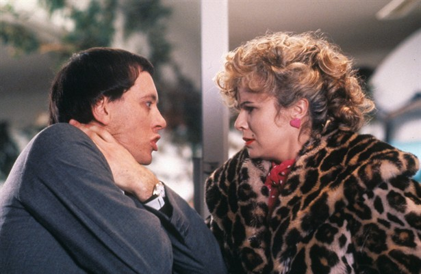 Julie Walters,Richard E. Grant