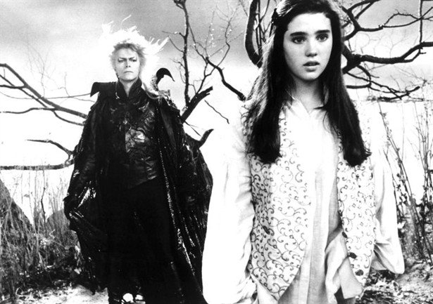 David Bowie,Jennifer Connelly