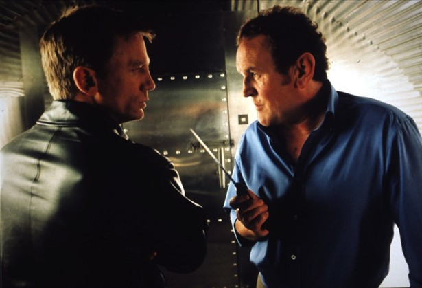 Colm Meaney,Daniel Craig