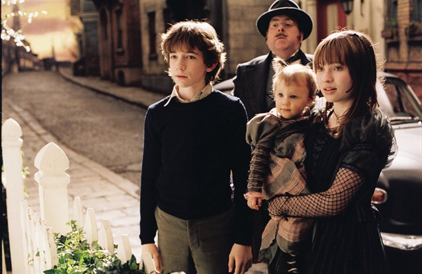 Emily Browning,Liam Aiken,Timothy Spall