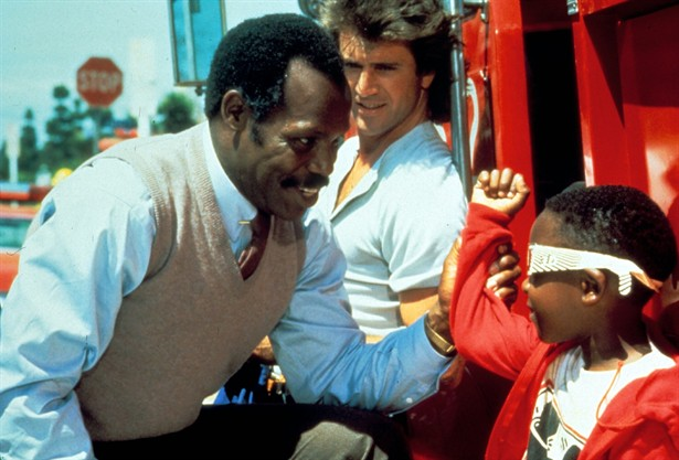 Danny Glover,Mel Gibson