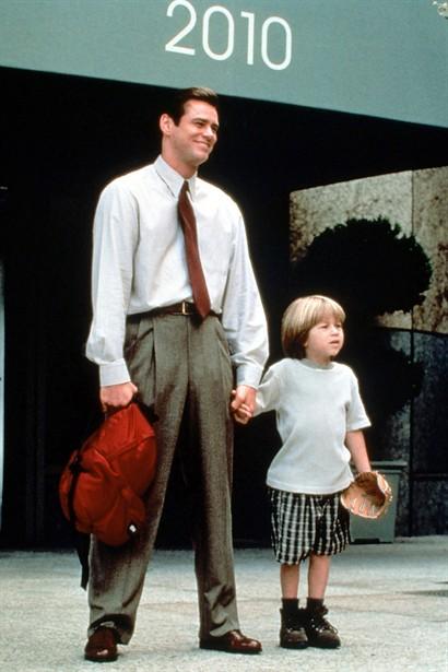 Jim Carrey,Justin Cooper