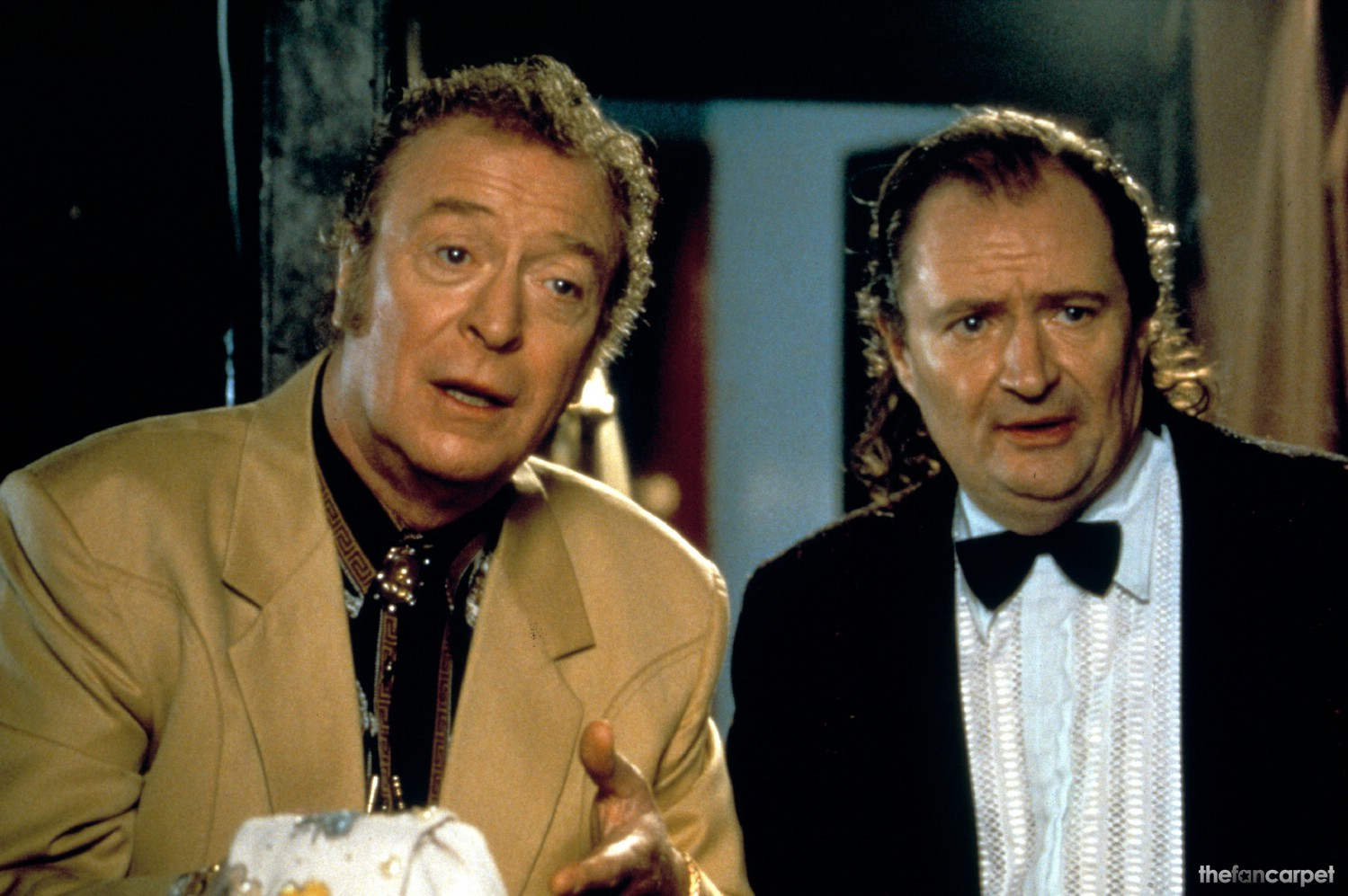 Jim Broadbent,Michael Caine