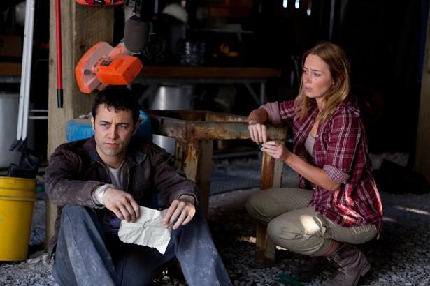 Emily Blunt,Joseph Gordon-Levitt