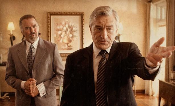 Jeff Fahey,Robert De Niro