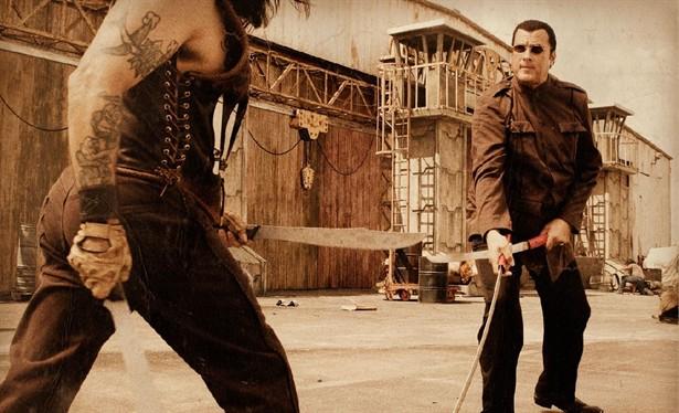 Danny Trejo,Steven Seagal