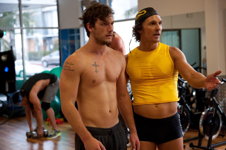 Alex Pettyfer,Matthew McConaughey