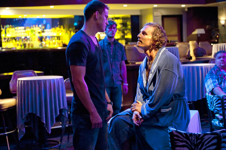 Alex Pettyfer,Channing Tatum,Matthew McConaughey