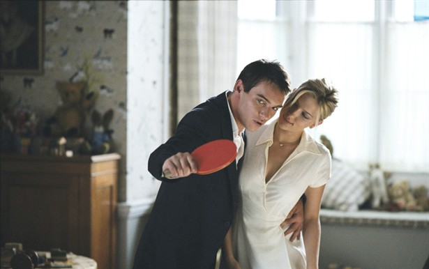 Jonathan Rhys Meyers,Scarlett Johansson