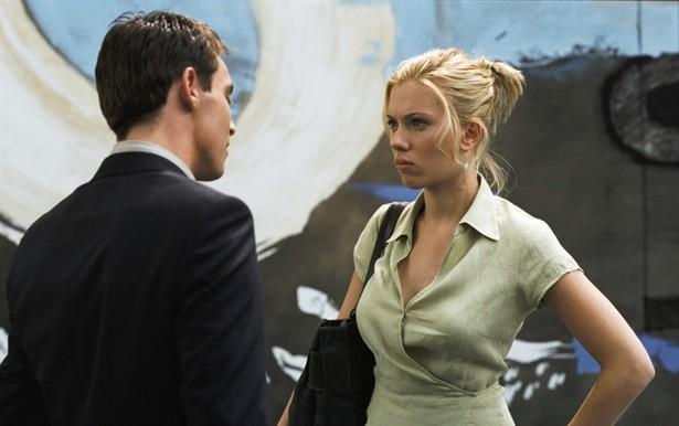 Matthew Goode,Scarlett Johansson