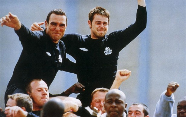 Danny Dyer,Vinnie Jones