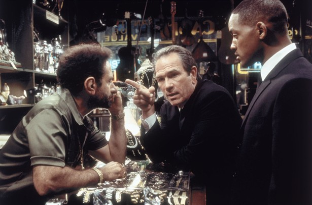 Tommy Lee Jones,Tony Shalhoub,Will Smith