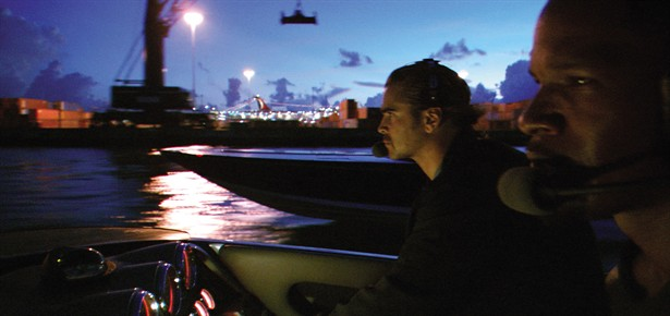 Colin Farrell,Jamie Foxx